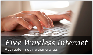 Free Wireless Internet | Los Gatos German Auto Repair